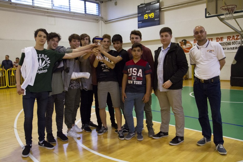 Under 15: FINAL FOUR, TUTTO IN TRE GIORNI