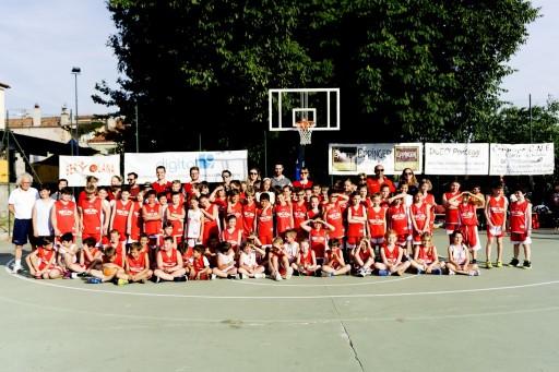 Festa del minibasket 10 giugno 2017